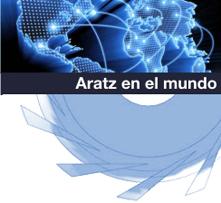 Aratz en el mundo